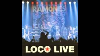 "Ramones - ""I Wanna Be Sedated"" - Loco Live"