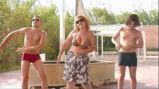 Antonomasia - Me rompo bailando VIDEOCLIP