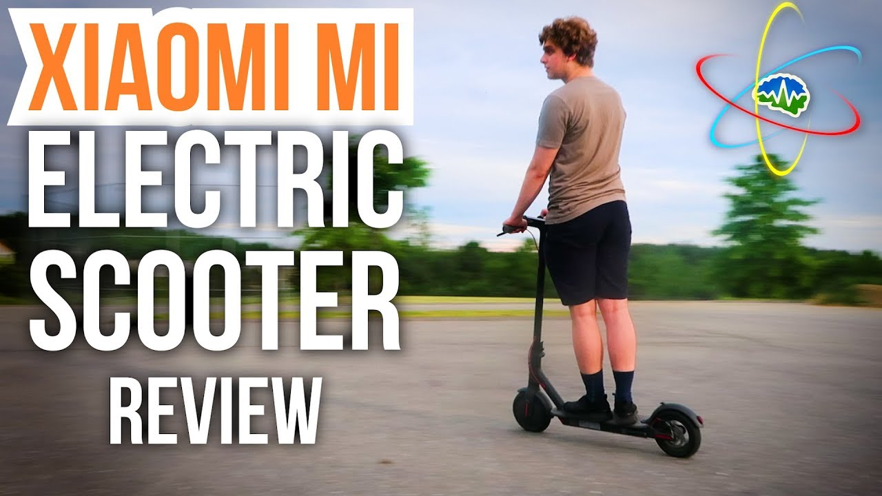 xiaomi mi electric scooter review youtube. Black Bedroom Furniture Sets. Home Design Ideas