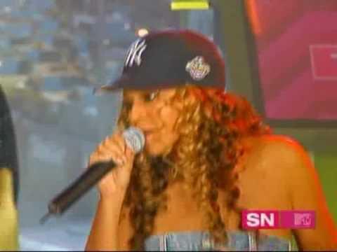 Beyoncé & Jay-Z - '03 Bonnie & Clyde (MTV...