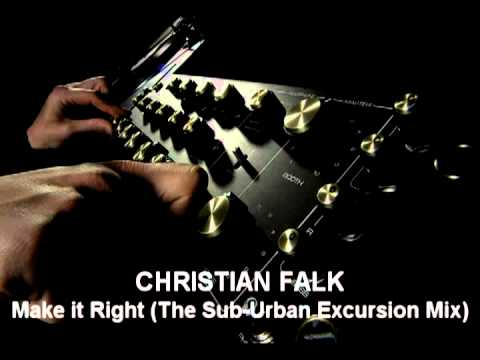 Christian Falk ‎-- Make It Right (Tommy Musto rmx)
