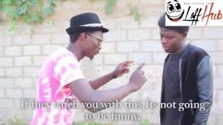 Musha Dariya Bushkiddo Army Uniform   Arewa Comedy