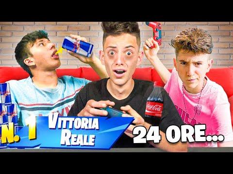 L' ULTIMO CHE SMETTE DI GIOCARE A FORTNITE VINCE!! 🏆 Challenge con i Miei Amici