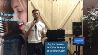 Karaoke Warehouse VocoPro JamCube Package