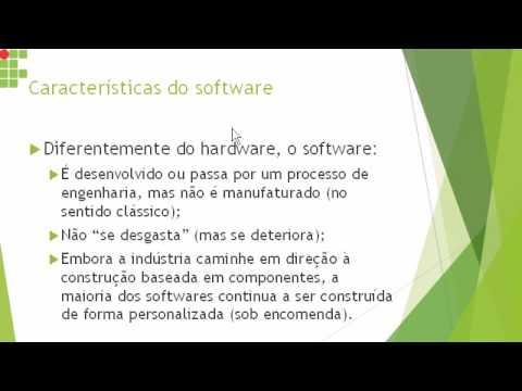 Aula 01 de Engenharia de Software - Parte A