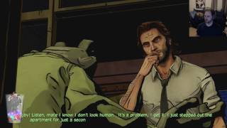 The Wolf Among Us- Recorded Apr 1, 2017
