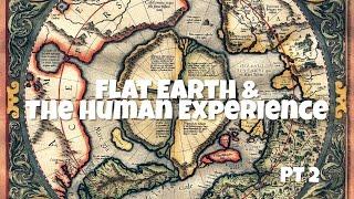 Bro. Sanchez & Subtle Infinity - Flat Earth , Human Blood Types, Infinite Plane & The Dome PT 2