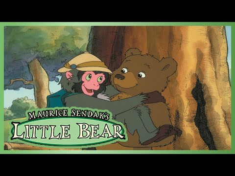 Little Bear | A Whale Of A Tale / Mitzi Arrives / Granny's Old Flying Rug - Ep. 28