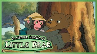 Little Bear - A Whale Of A Tale / Mitzi Arrives / Granny's Old Flying Rug