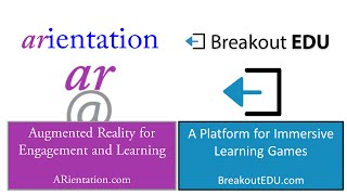 ARientation and BreakoutEDU