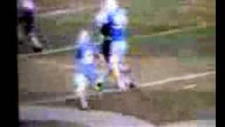 8th Grade Football Hit