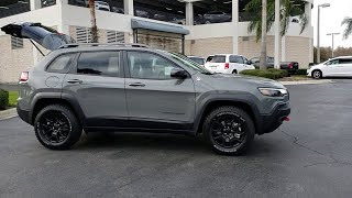2019 Jeep Cherokee Orlando, Hunter's Creek, Kissimmee, Windermere, Davenport, FL D363698