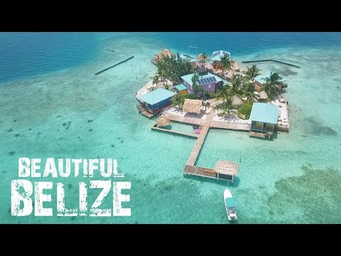 UNREAL ISLANDS IN BELIZE! - THE BEST DAY IN BELIZE