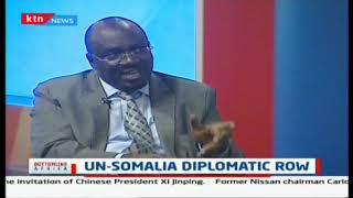 Discussion on UN-Somalia diplomatic row part2