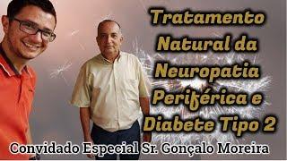 Pés de no neuropatia natural tratamento