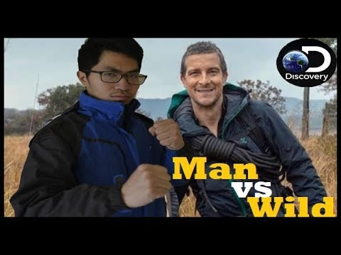 (Discovery) From Hamilton Episode 4. Man vs Wild!!  人在第4集