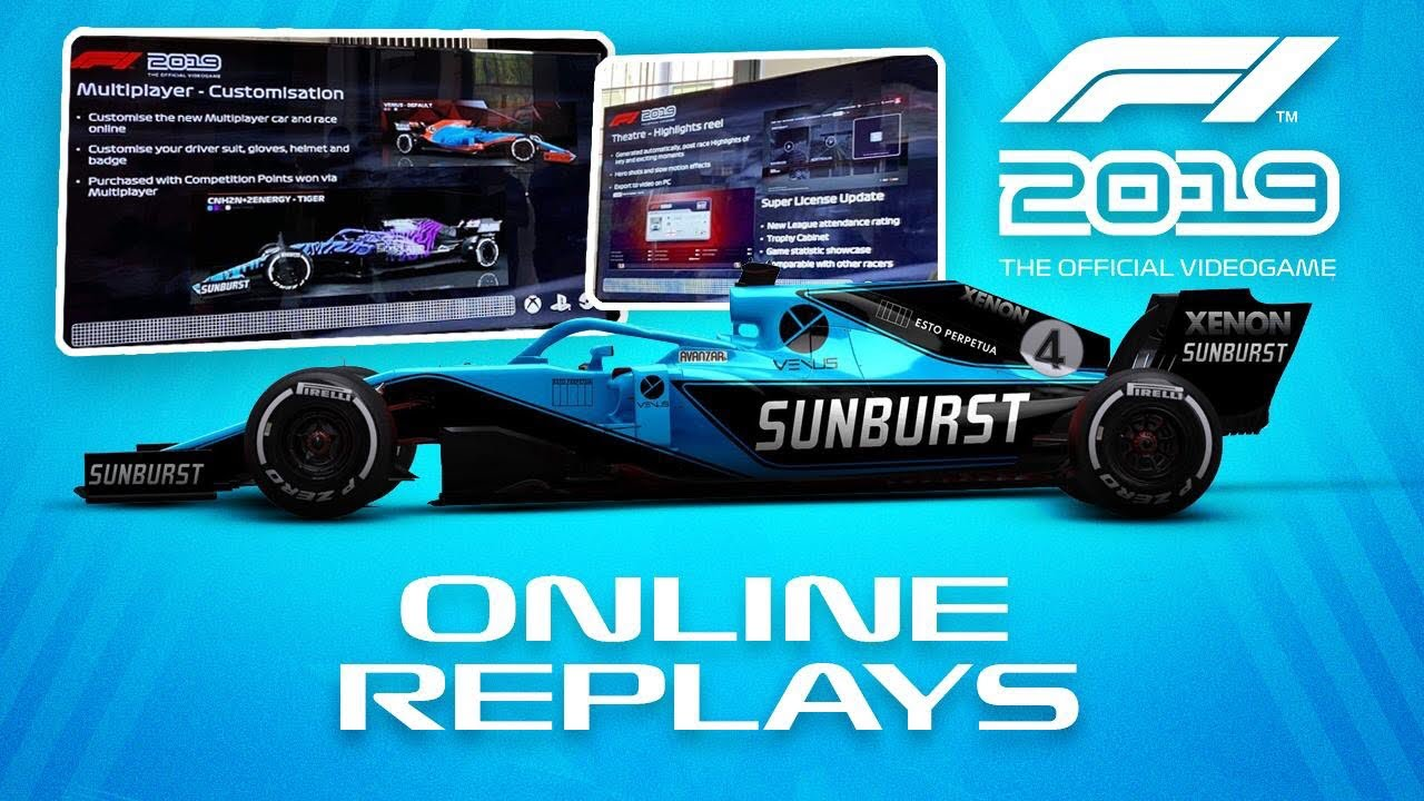 F1 2019 game: What's new, what's hot   PlanetF1