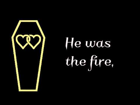 HIM - The Funeral of Hearts (Lyrics)