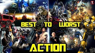 Which Transformers Movie Has The Best Action? (Worst to Best)