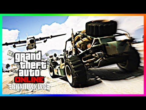 GTA ONLINE GUNRUNNING DLC NEW BUSINESS FEATURES, DETAILS, HOW TO MAKE MONEY & MORE! (GTA 5)