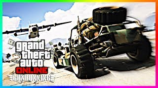 GTA ONLINE GUNRUNNING DLC NEW BUSINESS FEATURES, DETAILS, HOW TO MAKE MONEY & MORE! (GTA 5) thumbnail