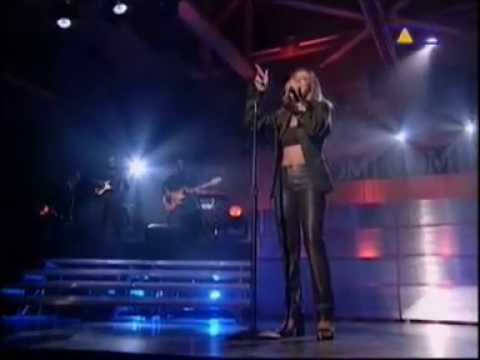 Mariah Carey Against All Odds Live)