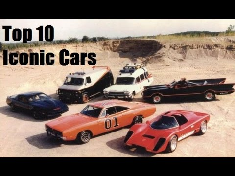 Top 10 Iconic Cars