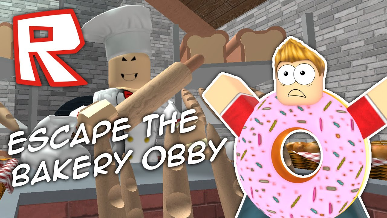 Tips Of Roblox Escape School Obby Slunečnicecz Escape The Bakery Roblox Obby Youtube