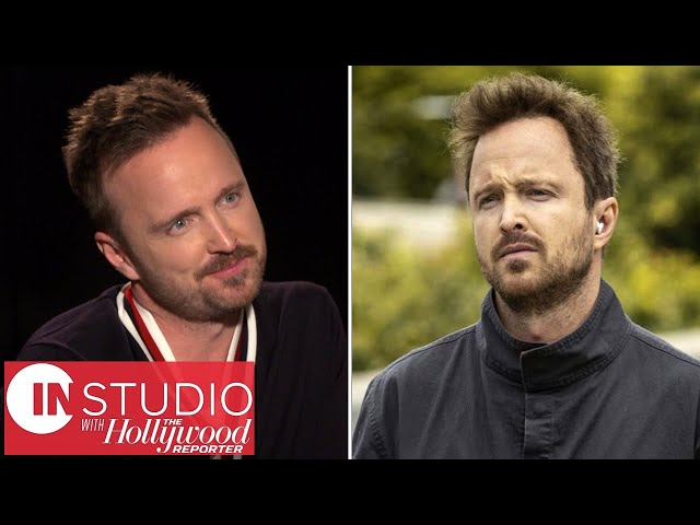'Westworld' Star Aaron Paul on Being Cast in Season 3,