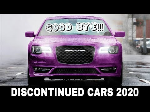 9 Discontinued Car Models Of 2020 That We Will Dearly Miss