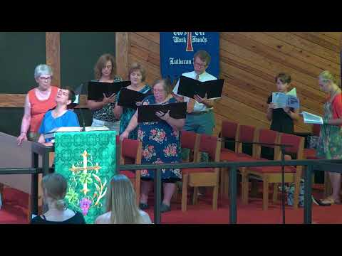 Pisgah Sunday Service 7/25/2021