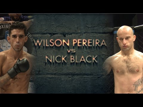 Wilson Pereira vs Nick Black - UCMMA57