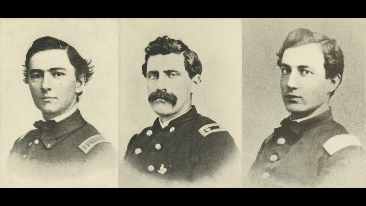 Vintage Photos of Union Soldiers Killed During the American Civil War: Part 3 (1860's)