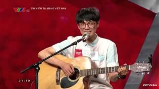Viet Nam Got Talent 2014 NguyễnThành Đạt   Ước mơ tôi tự sáng tác