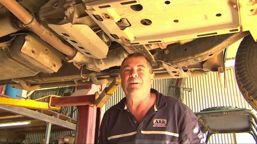ARB Under Vehicle Protection  YouTube