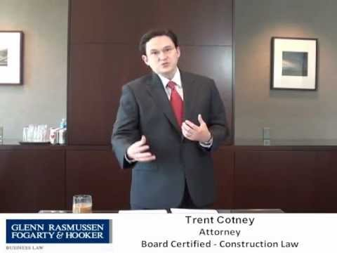 Florida Construction Lien Law Seminar Part I (Trent Cotney)