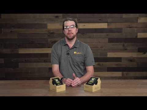 Compact High-Draw Li-Ion Professional Battery | Tech Tips