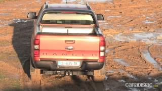 Ford Ranger Wildtrak au quotiden : jour 5