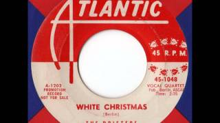 Download The Drifters - White Christmas MP3 song and Music Video