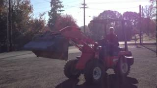 2007 KUBOTA R420S-1 For Sale