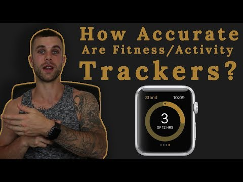How Accurate Are Fitness Activity Trackers For Calorie Burn?