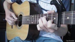 [Guitar Cover] Tôi thấy hoa vàng trên cỏ xanh- Ái Phương ( Lụa Acoustic )