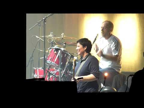 Pixies - Broken Face Live @ Lotto Arena Antwerp Belgium 2010