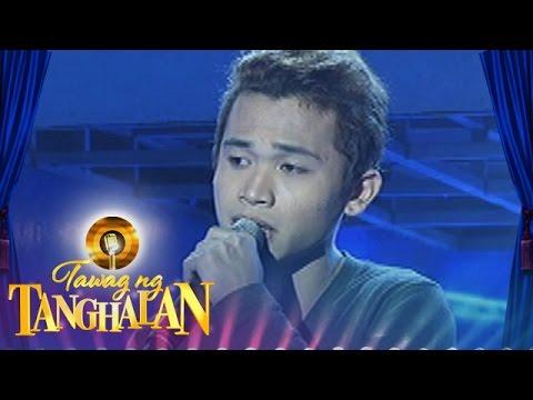 Tawag ng Tanghalan: Arturo Dacles Jr. | Bulag, Pipi at Bingi