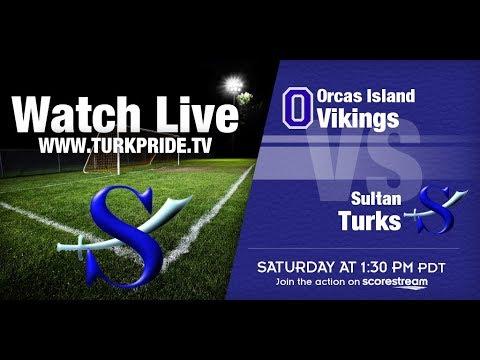 Lady Turk Soccer - Sultan vs Orcas Island