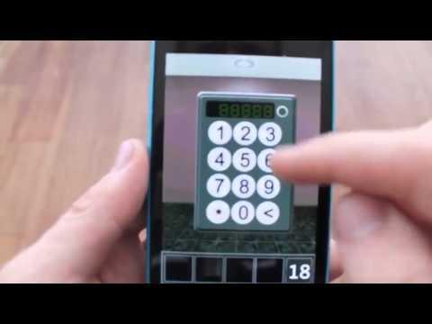 Прохождения игры Doors на Windows Phone (18 уровень)