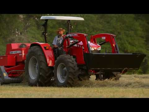 0% for up to 84 Months on Massey Ferguson CUE Tractors