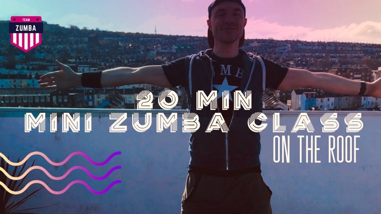 Brighton Rooftop - Mini Zumba® Class - Team Zumba (20 mins!)