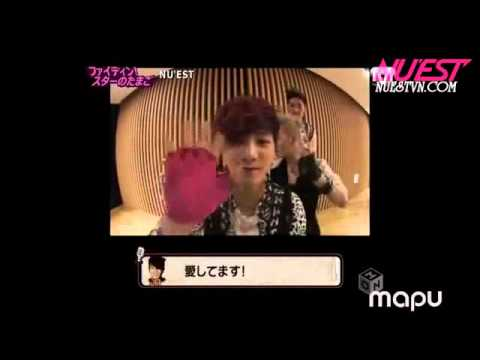 [Vietsub] Nu'EST - Music On TV Japan [Nuest-vn.com]