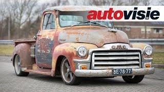 Uw Garage: GMC 100 Pick-up (1954)